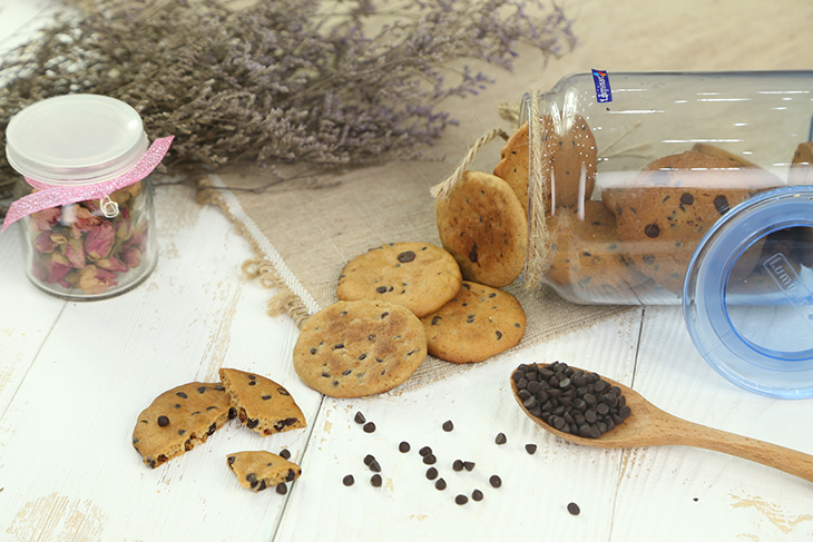 We can cook: Bánh quy chocolate chip